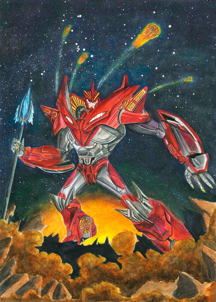Transformer by Lilo-5