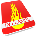 In Flames Icon by gapipro