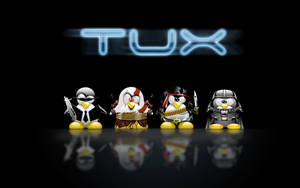 Tux by gapipro