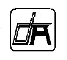 dA Logo challenge..very messy by Ccandy