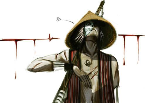 Undead martial arts master
