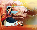 CT: Disney Girl-Crush Mulan