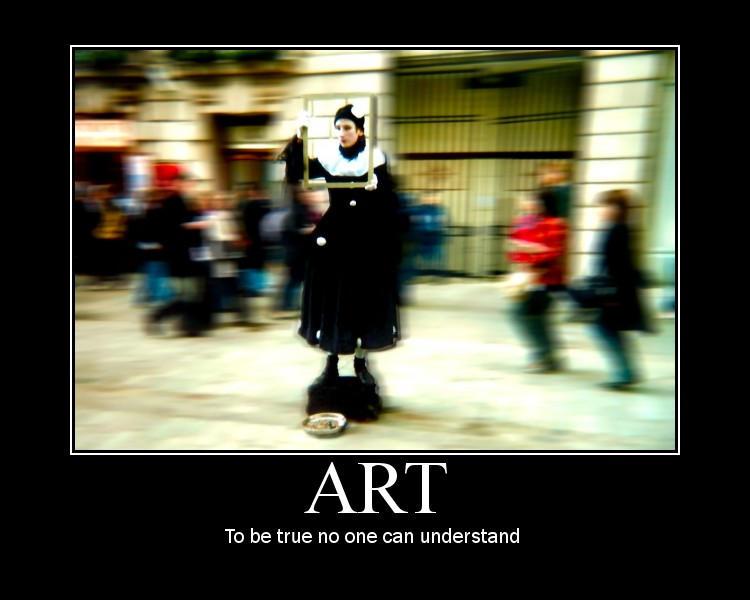 Quandary Art Motivation