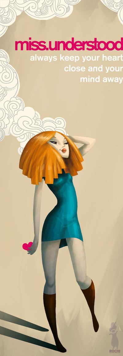 Miss Understood by RocioGarciaART