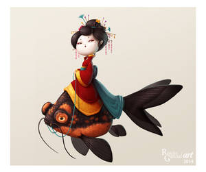Geisha Fish