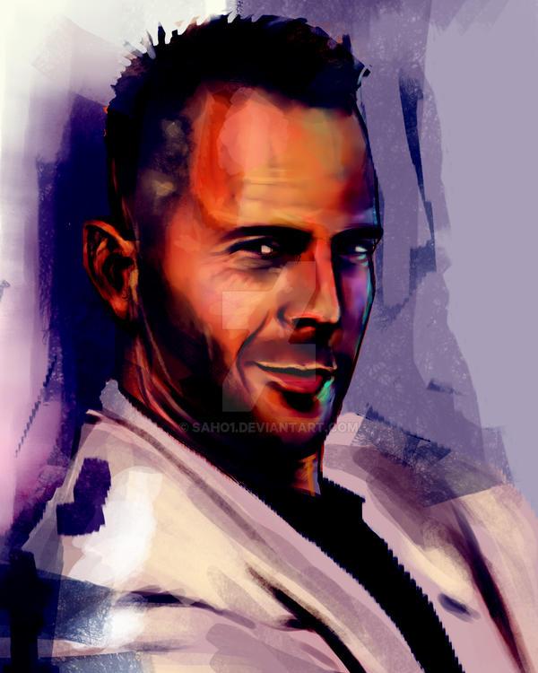 44b1af1ff30a5 Bruce Willis by saho1 on DeviantArt