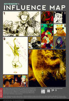 Influence Map by shyshadow