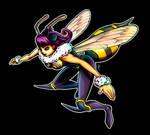 Q-Bee - Darkstalkers