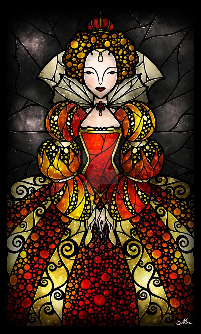 The Virgin Queen by mandiemanzano
