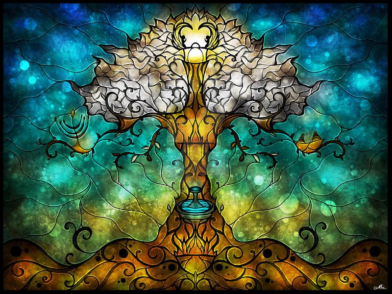 Tree of Life by mandiemanzano