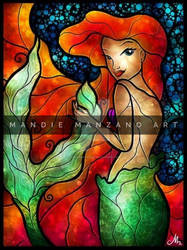 Daughter of Triton by mandiemanzano