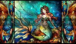 The Serene Siren - Fathoms Below