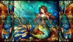 The Serene Siren - Fathoms Below by mandiemanzano