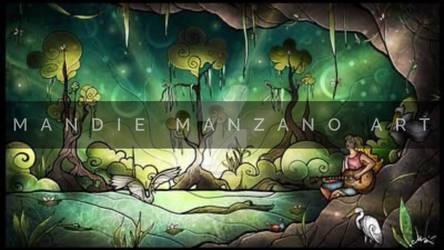 Enchanted Bayou by mandiemanzano