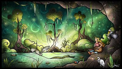 Enchanted by mandiemanzano