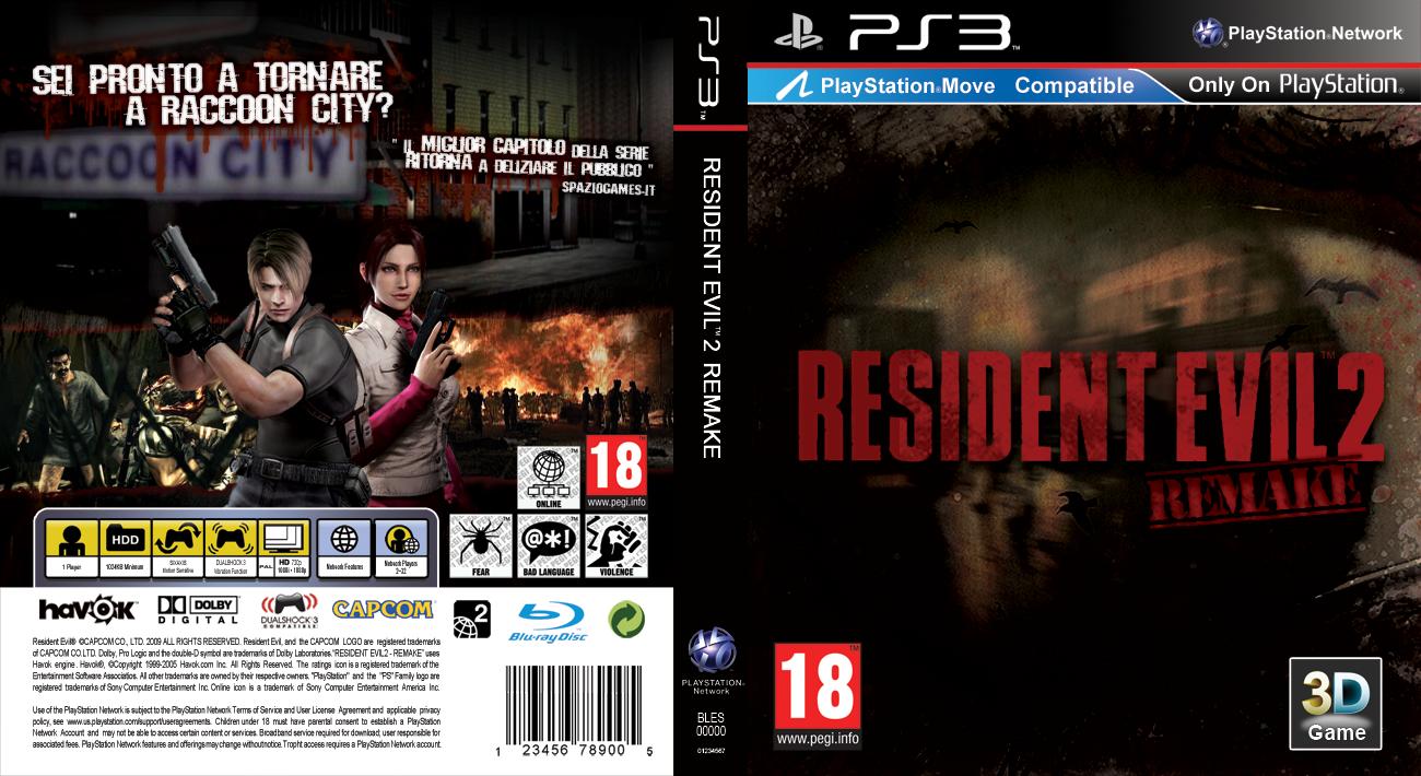 Resident Evil 2 Remake Cover By Plunetfunk On Deviantart