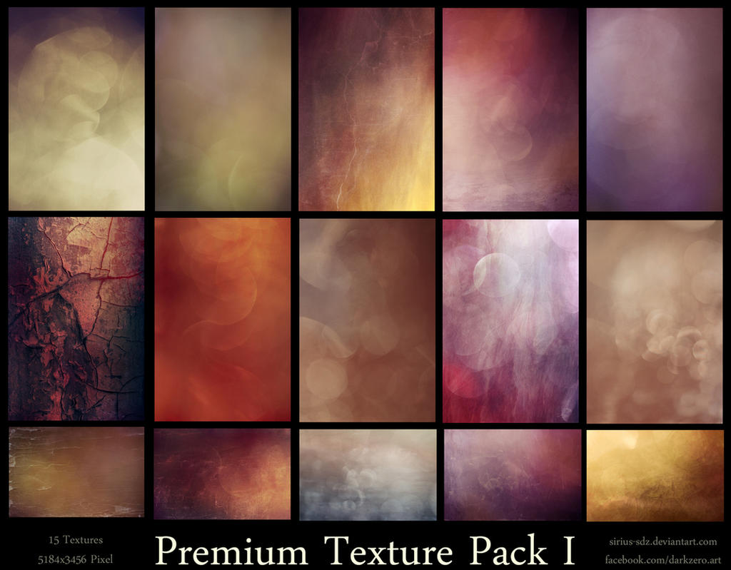Premium Texture Pack I by Sirius-sdz