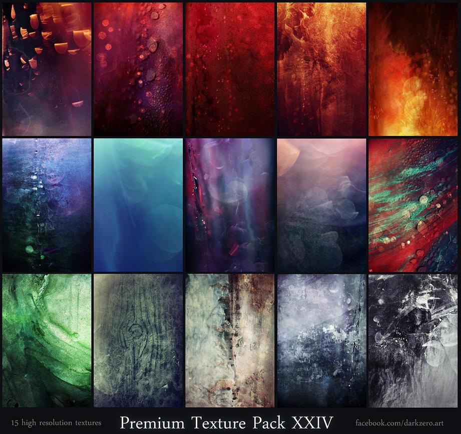 Premium Texture Pack XXIV by Sirius-sdz