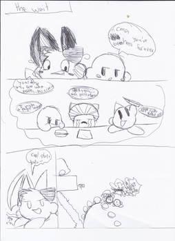 Kirby MINI MIX (the wait)