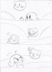 Kirby MINI MIX (Scarfy)
