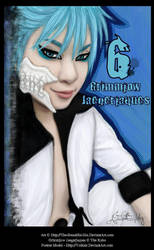 BLEACH: Grimmjow Jaegerjaques by The-Beautiful-Sin