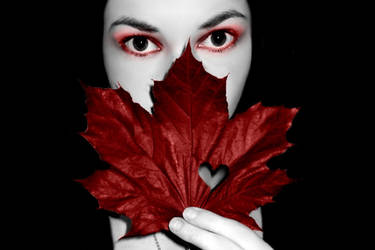 O Canada by The-Beautiful-Sin