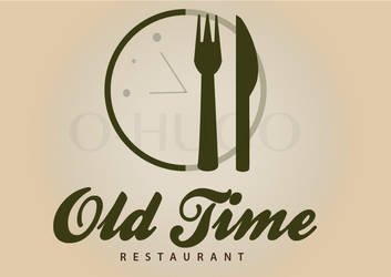 Oldtime logo by O-Hugo