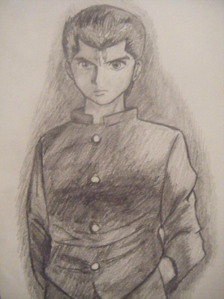 Yusuke by HaanaArt