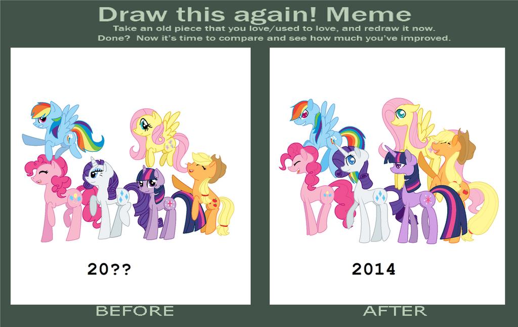 draw this again - photo #38