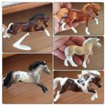 Current WIP ponies