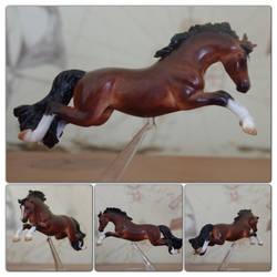 Custom Breyer Jumper by Puffinfire