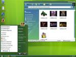 Vista Green Theme For XP