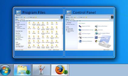 Sbar Superbar for XP + Vista by pri2sh