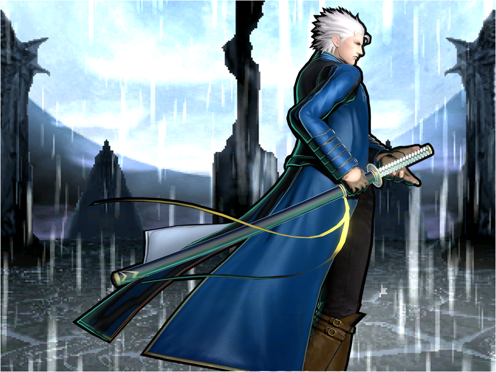 Devil May Cry Dante And Vergil Drawing