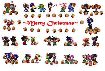 ~Merry Christmas~ by BlackZero24
