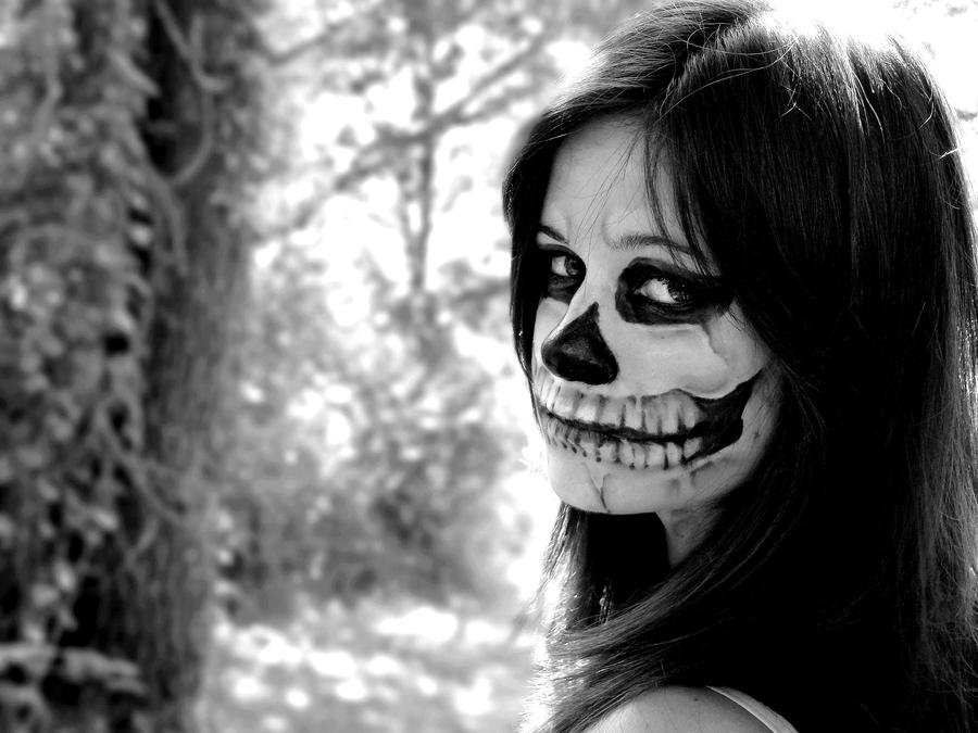 Zombie Girl Tattoo Tumblr Zombie Girl by Key-Tee