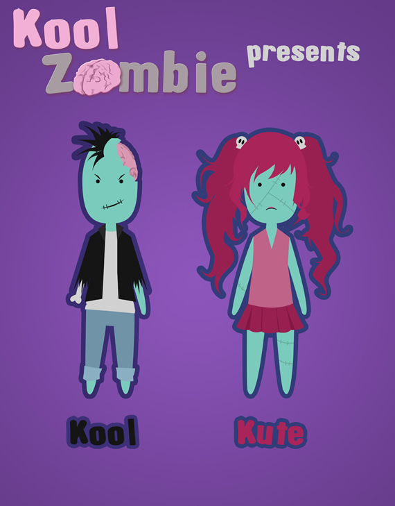 Kool n Kute by KoolZombie