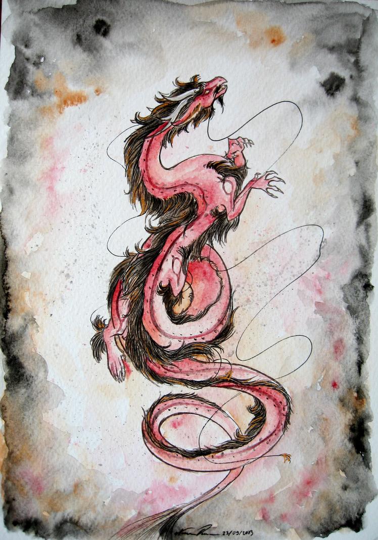 Twisting Dragon by Nuzma