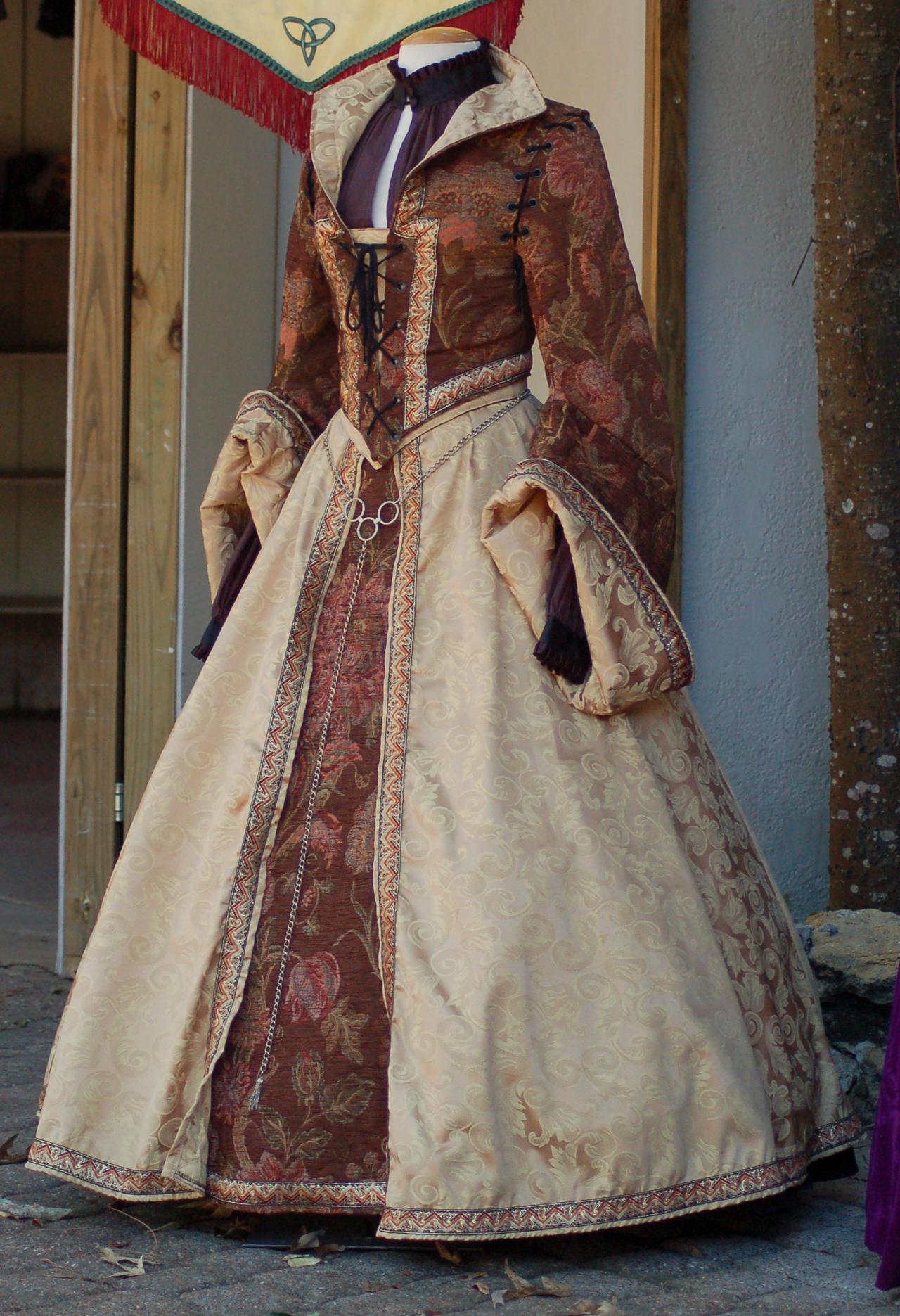 Pendragon Costume by SalsolaStock