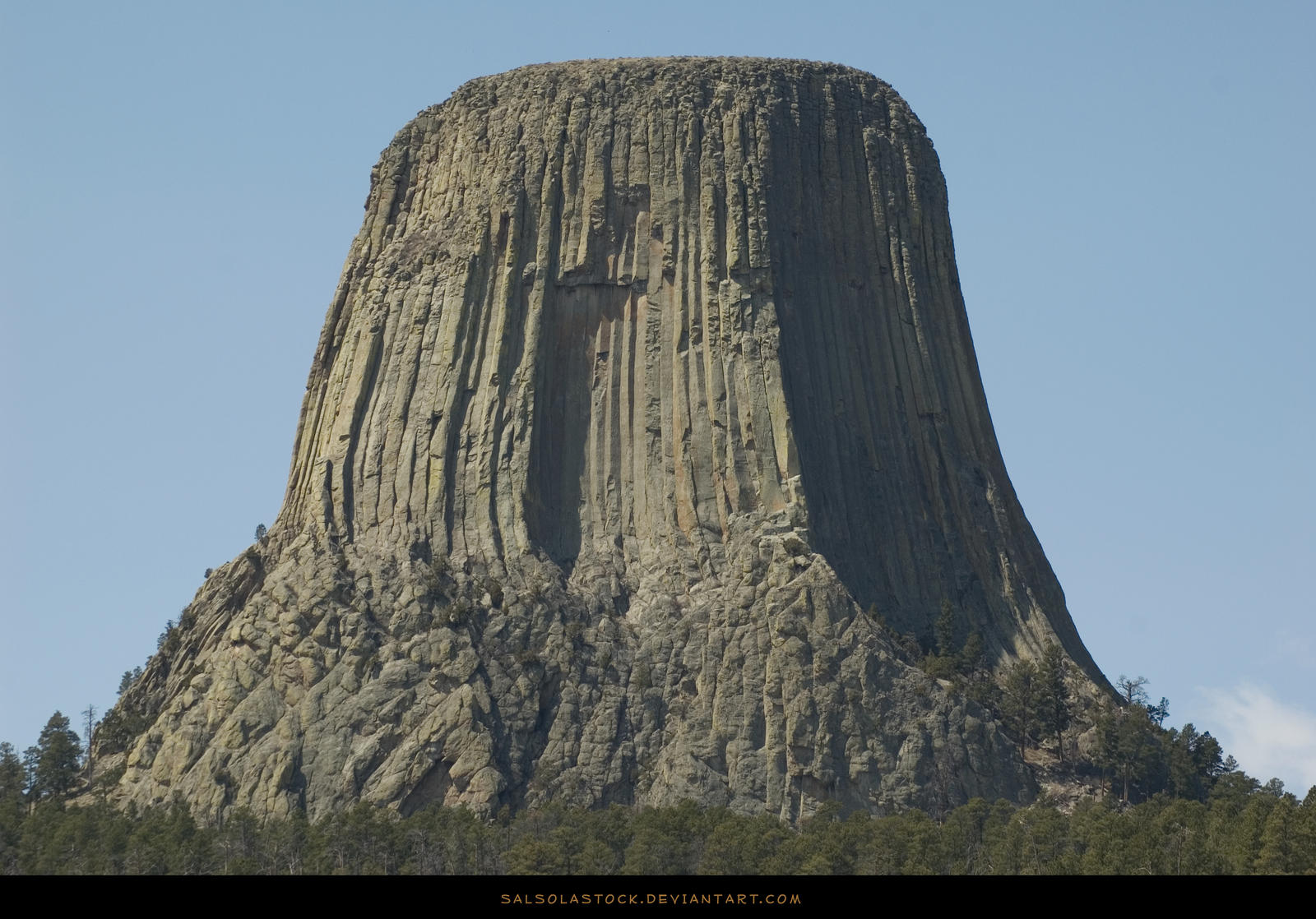 Devil's Tower 4 by SalsolaStock