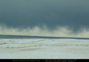 Snow Field by SalsolaStock