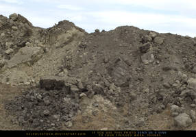 Dirt Pile 2 by SalsolaStock