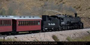 Steam Train 8