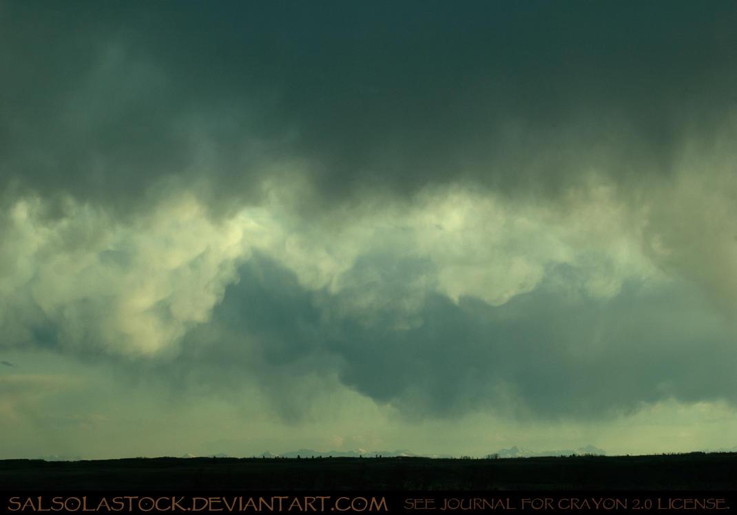 Smoke Clouds by SalsolaStock