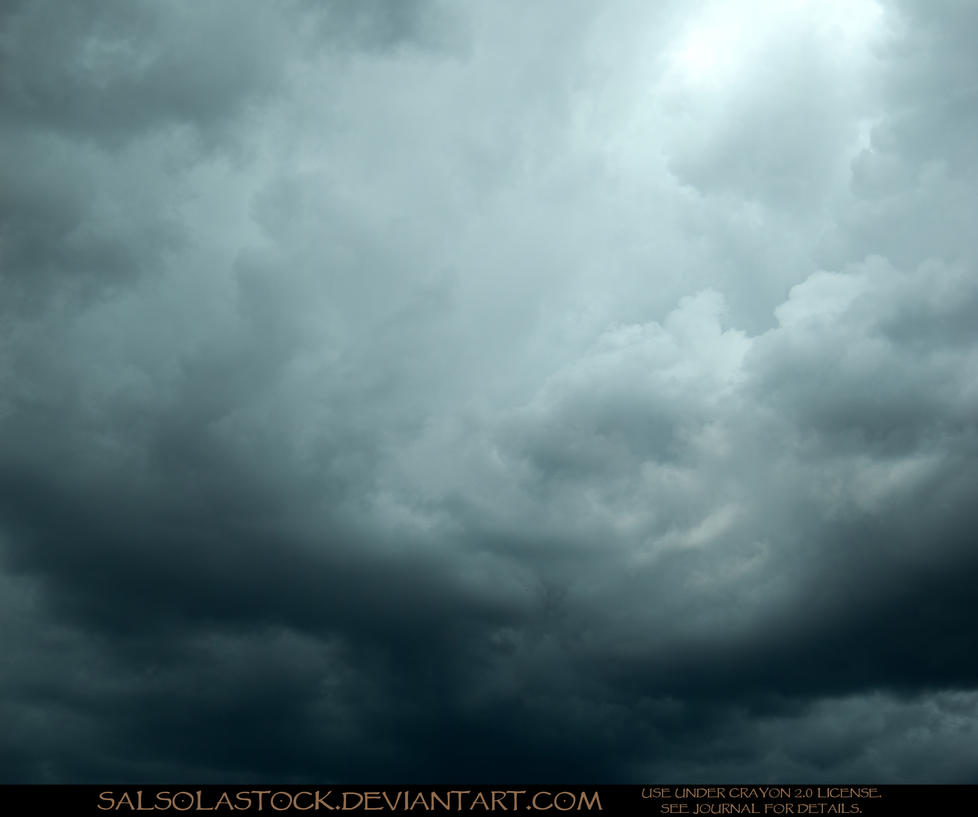 Mad Sky 9 by SalsolaStock