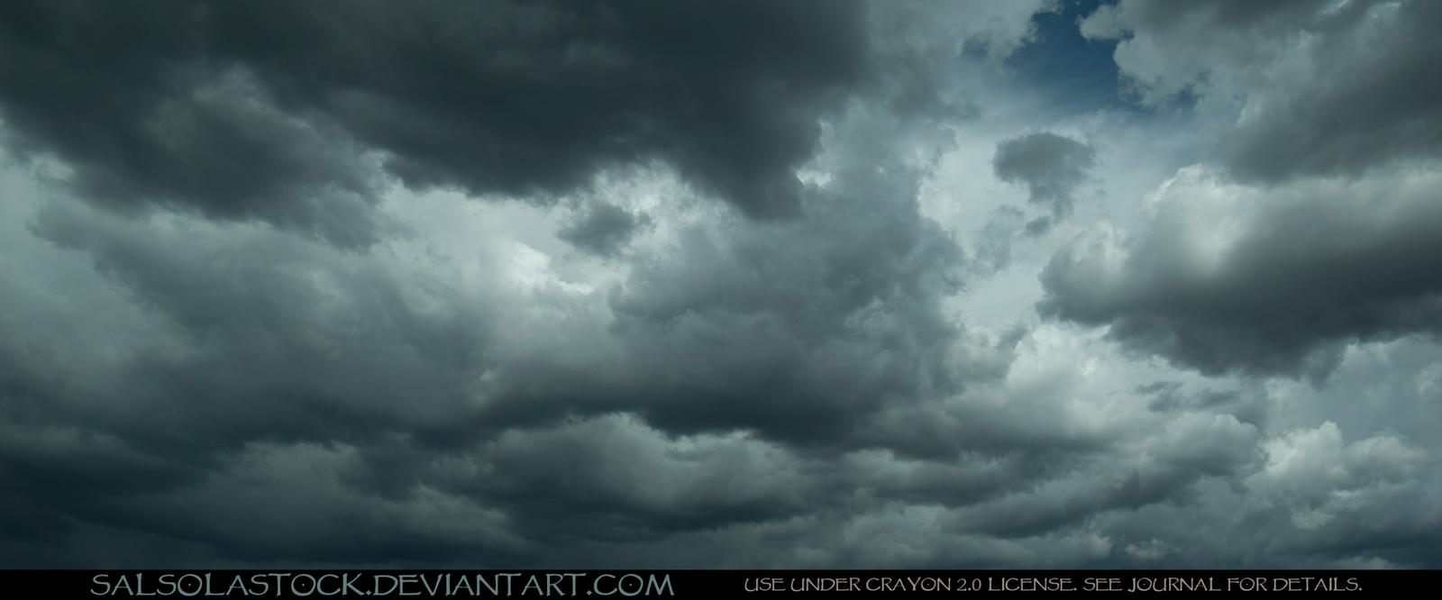 Mad Sky 10 Wide by SalsolaStock