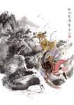 wuxia by 1ran