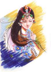 Tibet 2 by 1ran