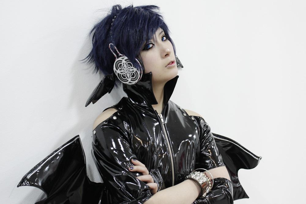 Vocaloid-Kaito devil magnet ver. by zenathesquirrel