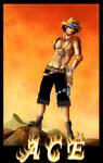 ACE - One Piece